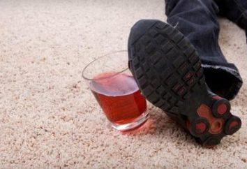 Shampooing « Disparaître » pour les tapis
