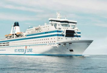 "Le ferry ""Princess Mary"": avis et le calendrier. Croisières sur le ferry « Princess Mary »"