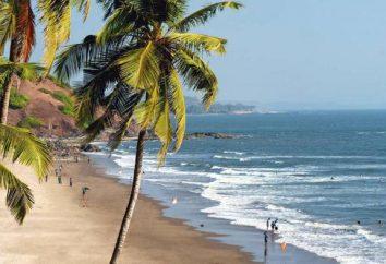 Resorts von Süd-Goa: Beschreibung, Ruhe, Wetterbedingungen. Was in Süd-Goa zu sehen ist