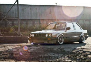 Przegląd BMW E 30: Dane techniczne, opis i strojenie