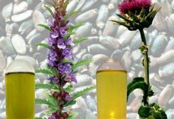 El uso de aceite de cardo mariano para la belleza y la salud