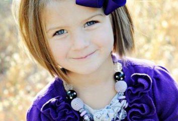 Piękne fryzury dla dziewczynek: ciekawe pomysły, funkcje i zaleceń