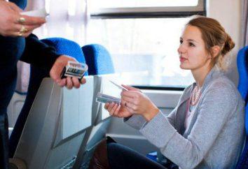 conducteurs de train de travail: avantages et inconvénients