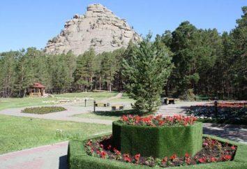 """Okzhetpes"" – sanatorio nella zona resort di Shchuchinsk-Borovo del Kazakistan: trattamento, recensioni"