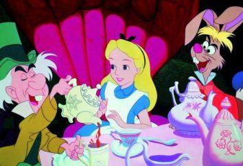 O que você pode ver nos desenhos animados da Disney para meninas? O que posso ver de desenhos animados para adolescentes: lista