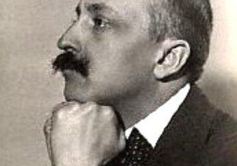 Russo poeta futurista. Silver Age futurista