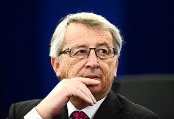 Jean-Klod Yunker – il capo della Commissione europea