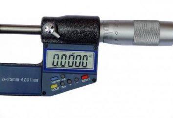 Jak używać mikrometr do pomiaru małych części
