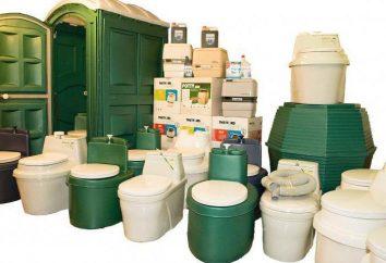 Wählen Sie eine Bio-Toilette: Arbeitsprinzip, Eigenschaften und Typen