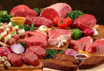 Jakie pokarmy zawierające białka powinny być spożywane z deficytem tego elementu