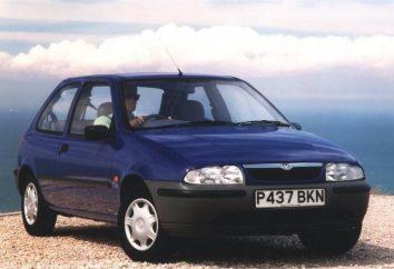 Mazda 121: die allgemeinen Merkmale der drei Generationen von kompakten japanischen Auto