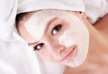 Glina kosmetyczna do maski twarzowej