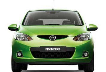 """""""Mazda 2"""" – subcompact samochód, niezbędny w środowisku miejskim"""