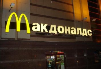 """""""McDonald's"""" w Krasnojarsku: jak się tam dostać? Recenzje"""