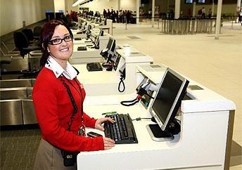 Check-in en Domodedovo – rápida y cómoda