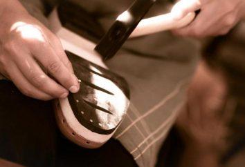 Jak przeprowadzić własnymi rękami Naprawa obuwia