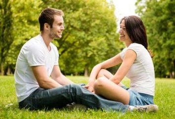 Relacja między mężczyzną a kobietą