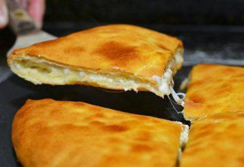 Khachapuri desayuno rápido. Regalo del cielo para las amas de casa