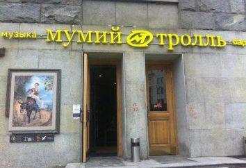 """Mumij Troll"" (bar). Bar Moskwa ""Mumij Troll"": adres, zdjęcia i opinie"