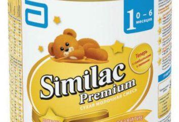 """""""Similac premium"""": comentários. Similac Premium – comida para bebé"""