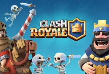 Clash Royale. La migliore piattaforma per l'arena 6