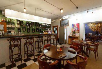 """""""Coco Bar"""" (Togliatti): descrizione, menu, foto"""