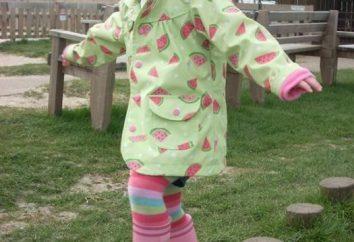 Le choix du manteau de pluie pour les enfants ou parapluie?