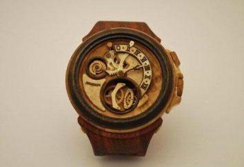 Armbanduhr Holz – ein modisches Accessoire für die kühnsten