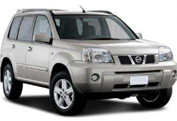 L'apparence et les caractéristiques des SUV Nissan X-Trail