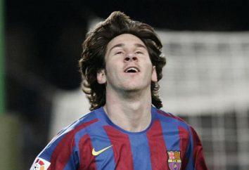 Messi como un niño: los primeros pasos de las futuras estrellas