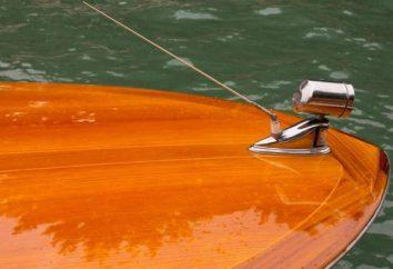 Lakier statku (Yachting) do powierzchni drewnianych