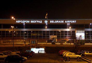 Aeropuerto Belgrado: la historia, el servicio, el esquema