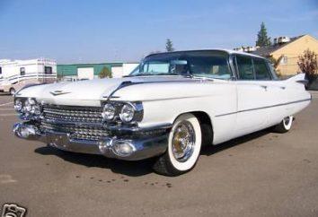 Cadillac Deville – Auto, das bewundernd schaut