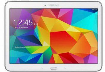 """Overview """"Samsung Tab 4"""". Tablet: especificações, comentários, preço"""