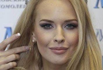 Model Natalia Pereverzev: Biografia, kariera, życie osobiste
