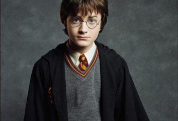 """Numeri interessanti di """"Harry Potter"""": film, attori, la fotografia e la storia della creazione"""