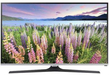 Samsung TV UE40J5120AU: opiniones, especificaciones, el algoritmo de sintonía