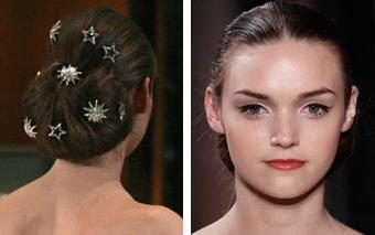 Updo immer in Trend!