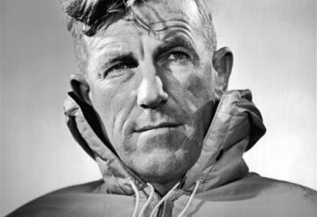 Alpinista ed esploratore Edmund Hillary: breve biografia, i risultati
