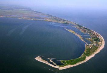 Belosarayskaya Spit. Spocząć na Morzu Azowskim