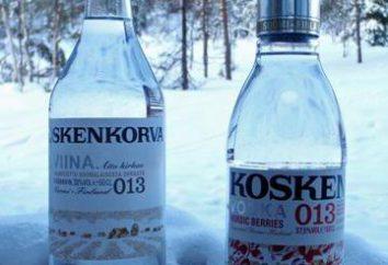 """""""Koskenkorva"""" – wódka o doskonałej jakości"""