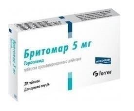 """Il farmaco """"Britomar"""": Istruzioni per l'uso"""