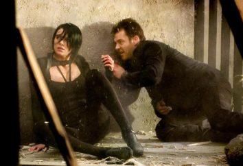 """Charlize Theron jako Aeon Flux. Aktorzy z filmu """"Aeon Flux"""""""