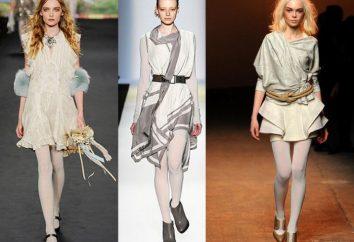Bianco: quelle couleur, la traduction et la description. La palette de couleurs du fabricant italien de collants