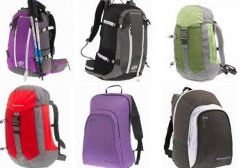 Plecaki keczua: wybór na świeżym powietrzu