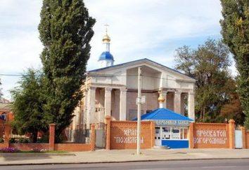Temple of Praise Najświętszej Dziewicy Wołgograd: opis i adres