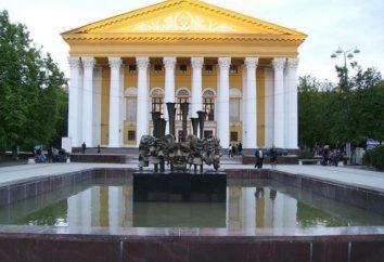 Teatr Dramatyczny (Riazań): repertuar trupa schemat hali