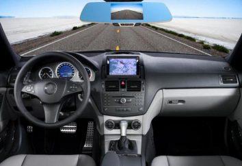 DVR w lusterku: opinie. Samochód DVR Lustro: Testy ocena