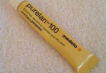 """Crema antisettica capezzolo """"Medela PureLan"""": descrizione, composizione, e commenti"""