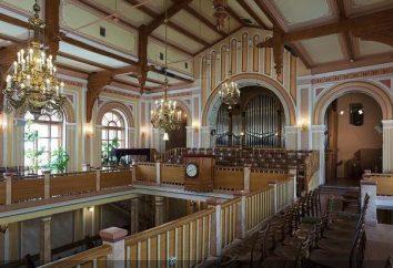 Baptist Church in Moskau: Eine kurze Geschichte der Entstehung
